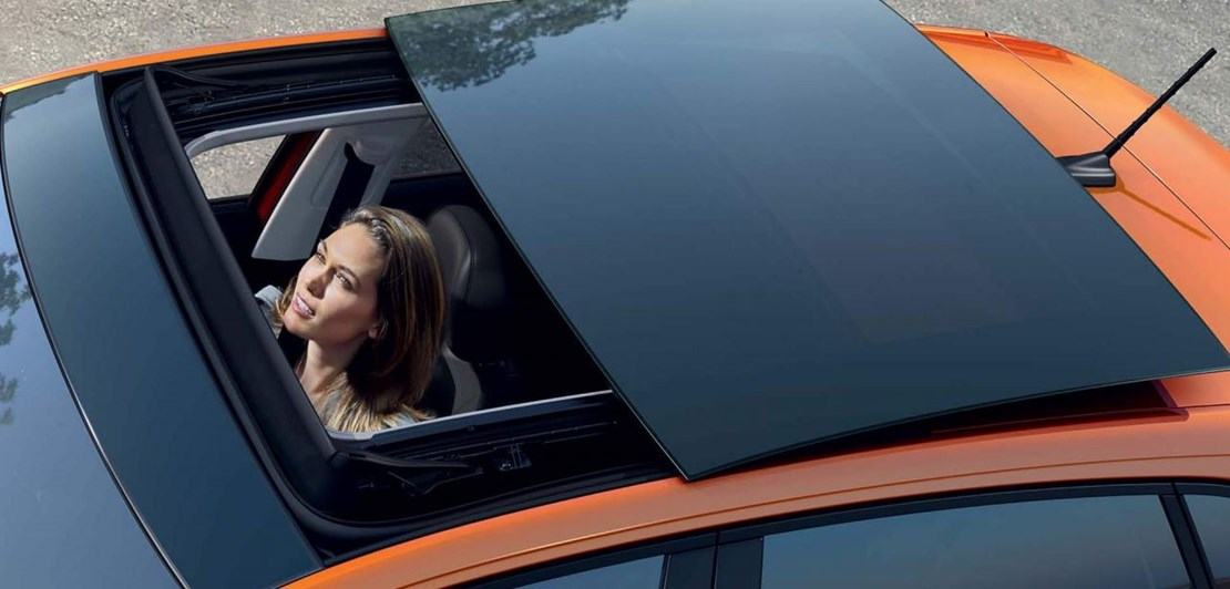 Volkswagen Polo Optional Panoramic Roof