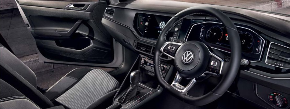 Volkswagen Polo R-Line Interior View