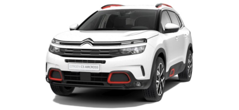 Citroen C5 Aircross SUV Hybrid Flair Plus Business Offer