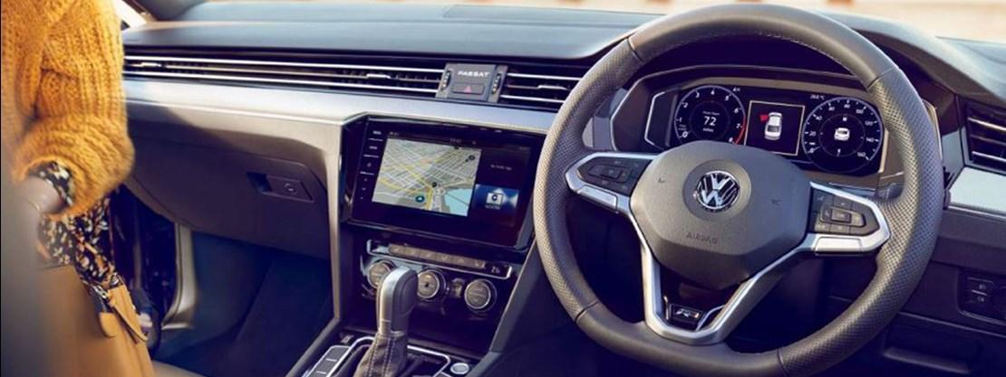 Volkswagen Passat R-Line Interior