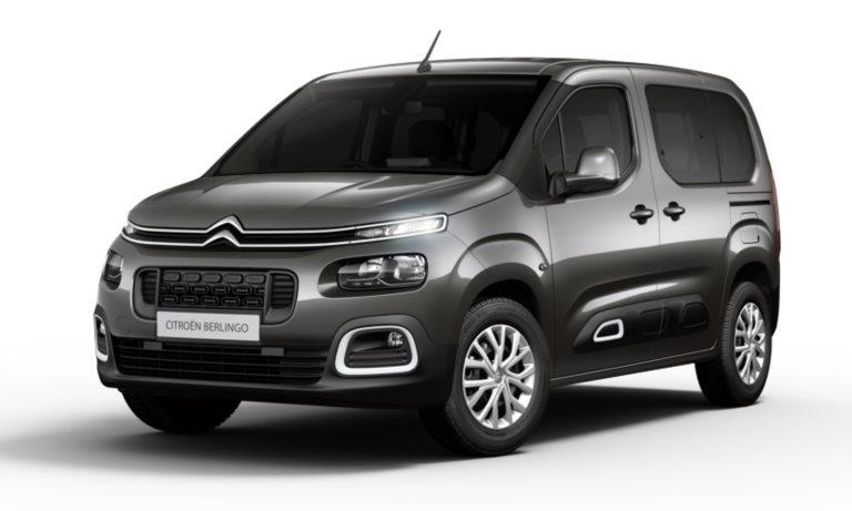 Berlingo XL (7 Seats) Motability Offers