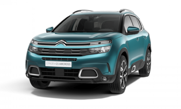 Citroen C5 Aircross SUV Flair Plus PureTech 130 manual Business Offer