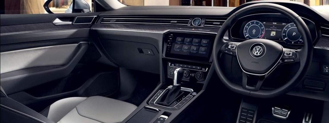 Volkswagen Arteon Elegance Interior View