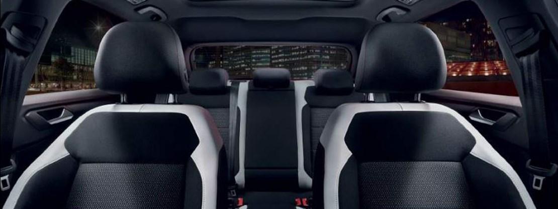 T-Roc SEL Seats
