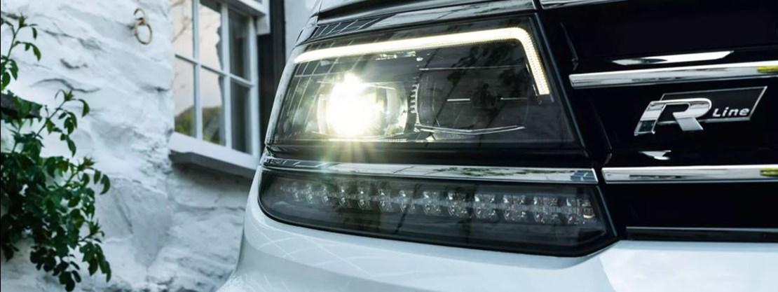Tiguan R-Line Headlights