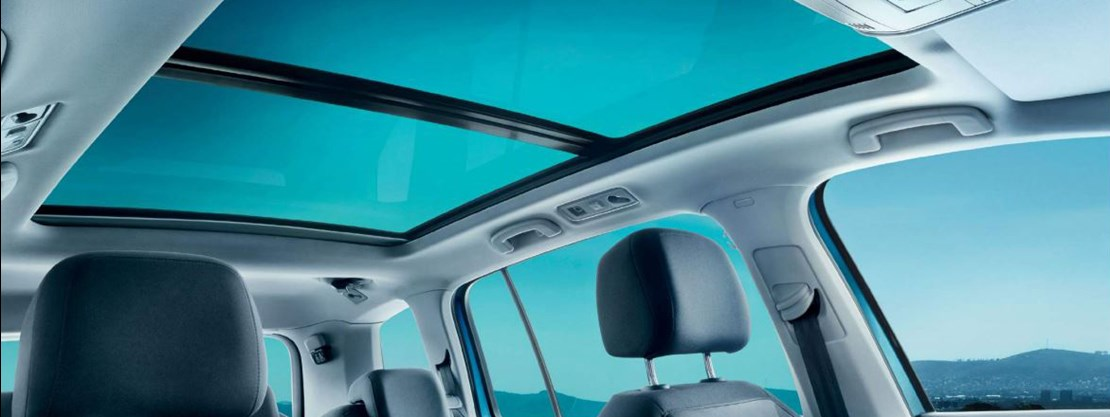 Touran Panoramic Sun Roof