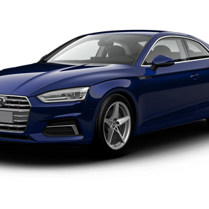 New Audi A5 Coupe