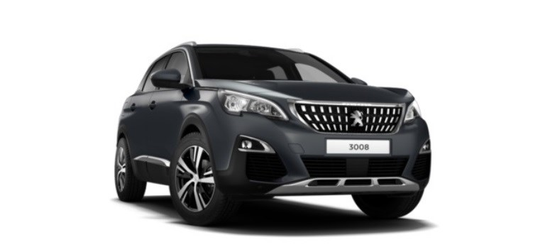 Peugoet 3008 SUV Allure 1.2 PureTech 130 S&S Business Offer