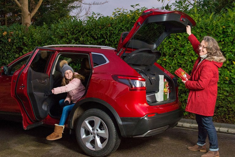 Nissan Qashqai Unveils the Secret to a Stress-Free Christmas Road-Trip