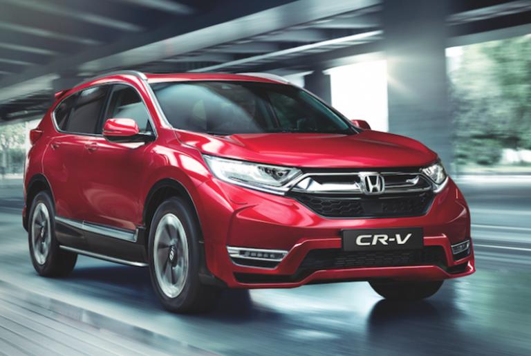 Honda Motability Offers