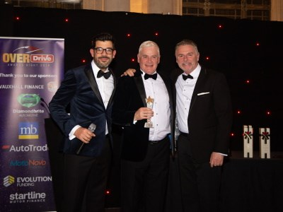 Vauxhall retail group, Drive, celebrates a year of success at glittering gala