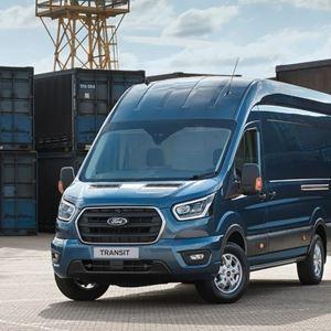 New Transit Van