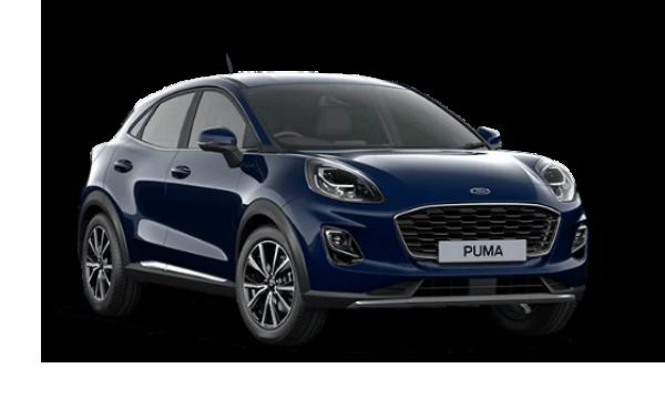 Ford New Ford Puma