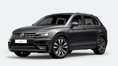 Volkswagen Tiguan Allspace 2.0 TDI R-Line Tech 5DR