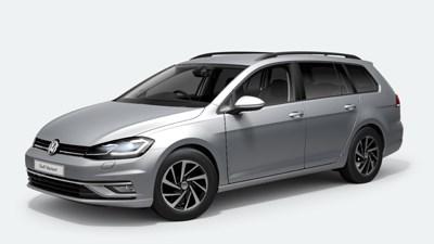 Volkswagen Golf Estate 1.6 TDI Match Edition