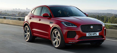 Jaguar E-Pace Approved Used offer