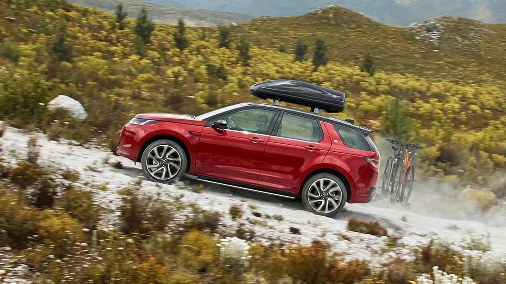 New Discovery Sport