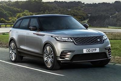 Range Rover Velar Approved Used offer