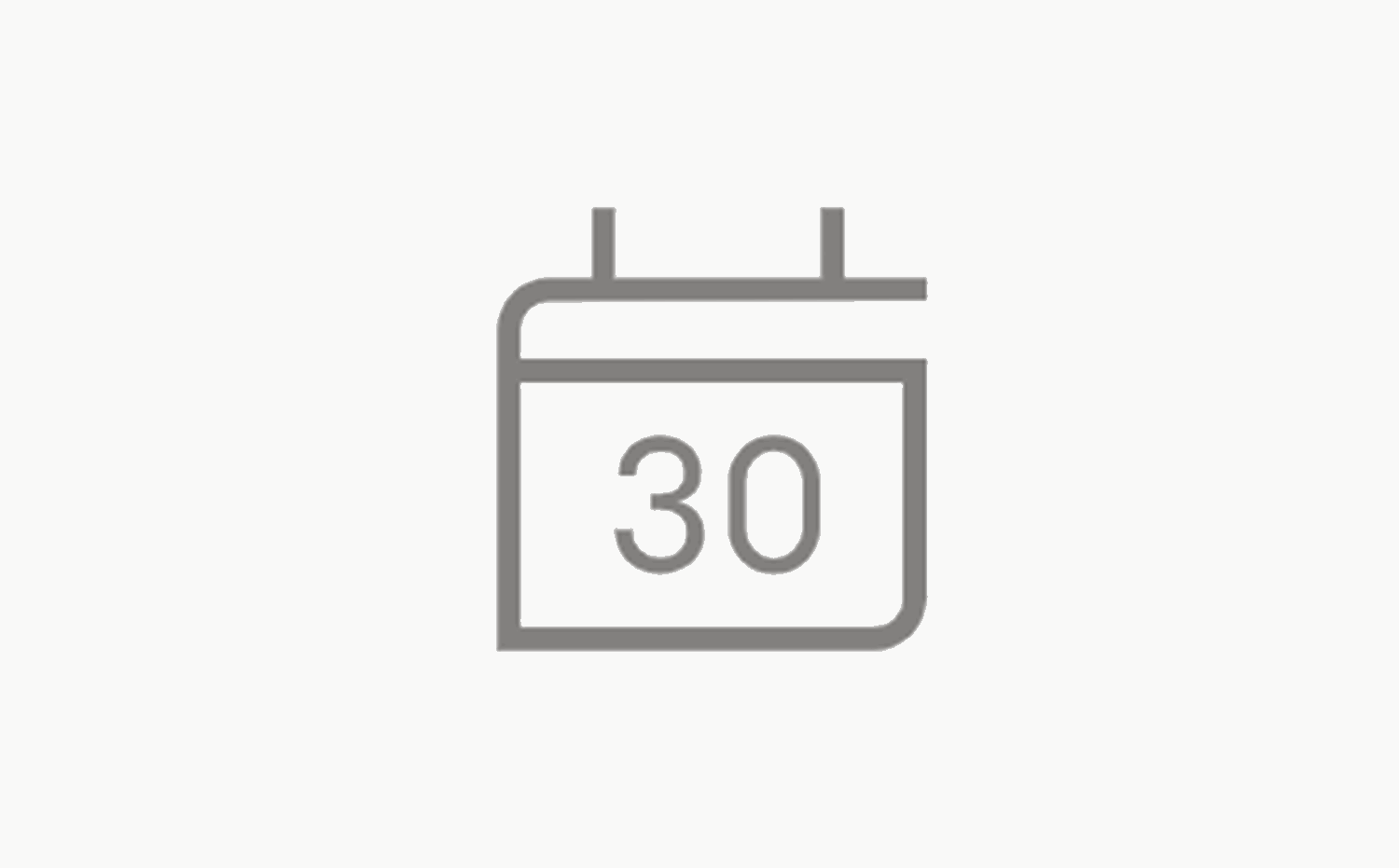 30 Day Exchange