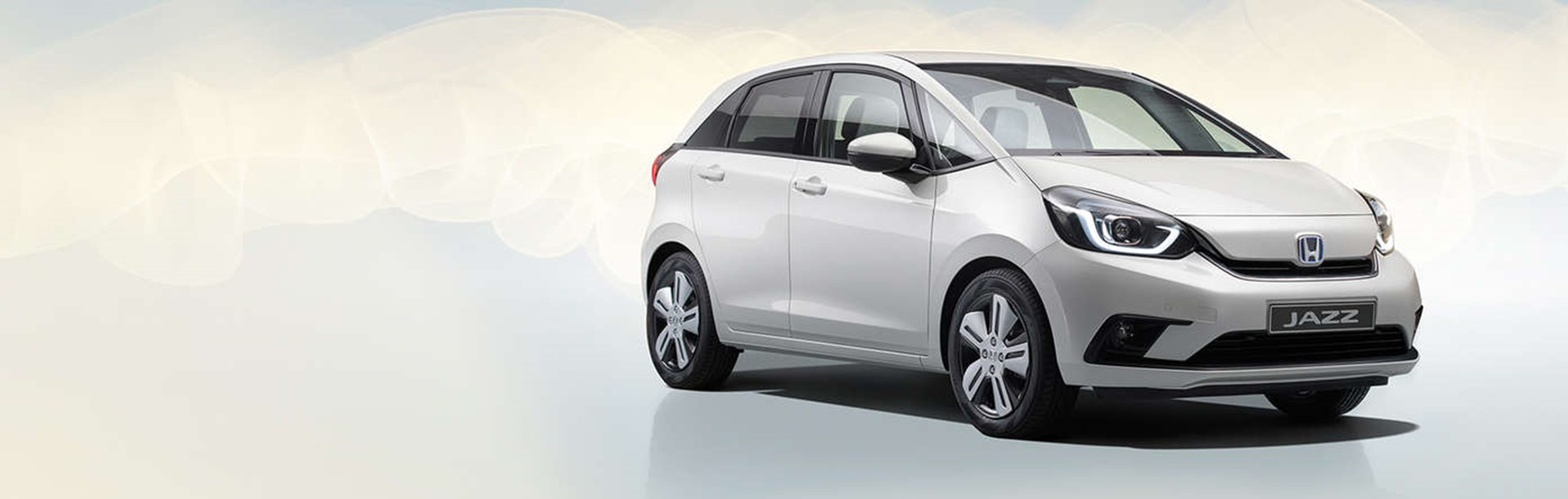 New Honda Jazz e:HEV