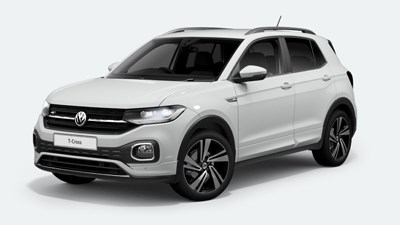 Volkswagen T-Cross 1.0 TSI R Line Manual