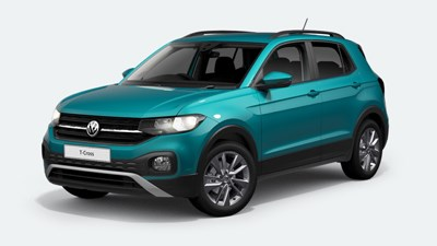 Volkswagen T-Cross 1.0 TSI SE Manual