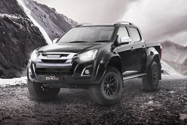 D-Max Arctic AT35