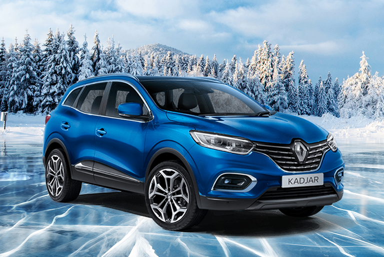 Renault Winter Used Car Offer