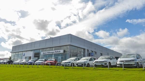 Agnew Volkswagen Mallusk Showroom