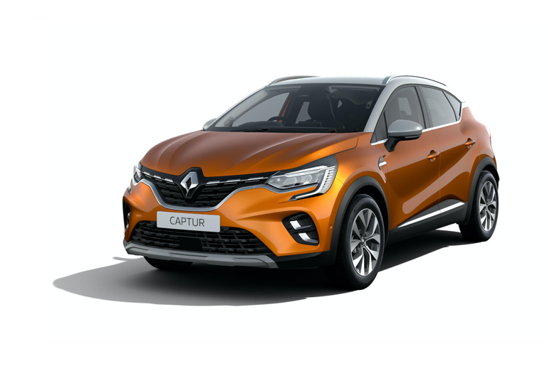 All-New Renault CAPTUR Latest Offers
