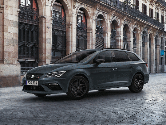 SEAT Leon from £185 per month