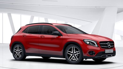 Mercedes-Benz GLA 180 Urban Edition Automatic