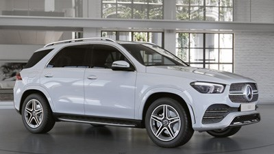 Mercedes-Benz GLE 300d 4Matic AMG Line