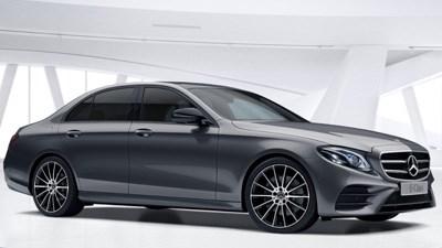 Mercedes-Benz E220d Night Edition Premium
