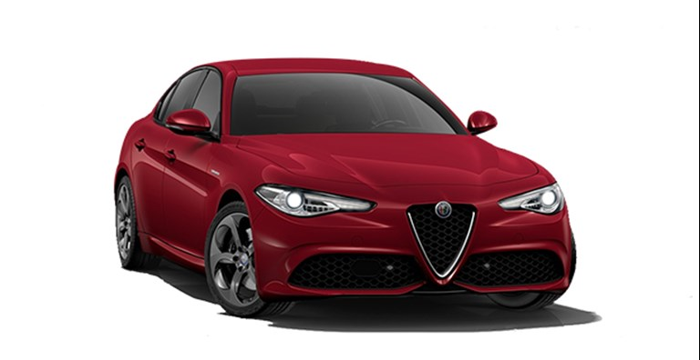 Giulia Veloce Ti Manager's Special