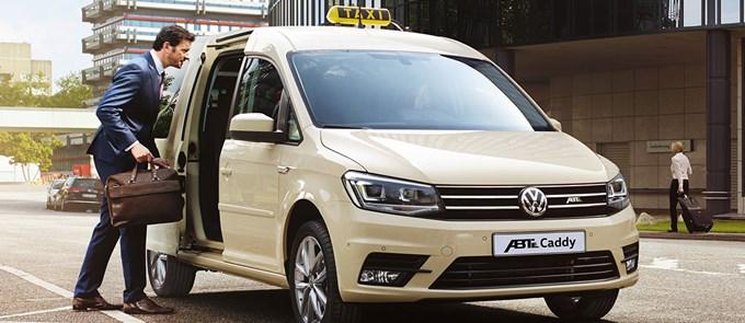 Volkswagen CV goes electric