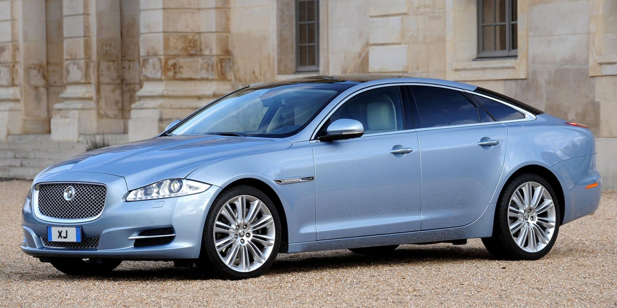 XJ Standard Wheelbase Premuim Luxury
