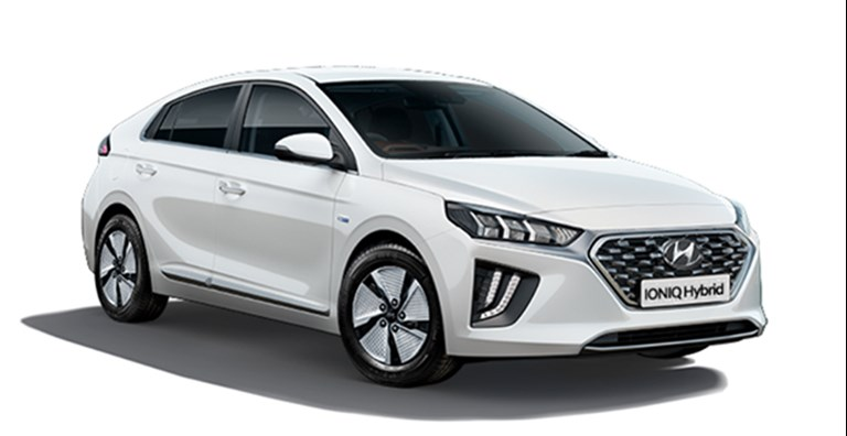 IONIQ Hybrid - PCP Offer