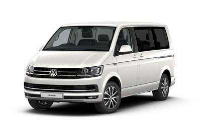 Volkswagen Caravelle 2.0TDI Executive SWB 150 DSG