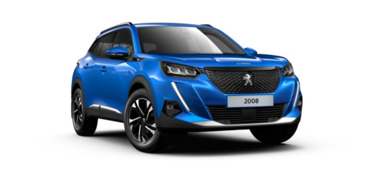 Peugeot All-new 2008 SUV Allure Electric 50 kWh 136 Business Offer