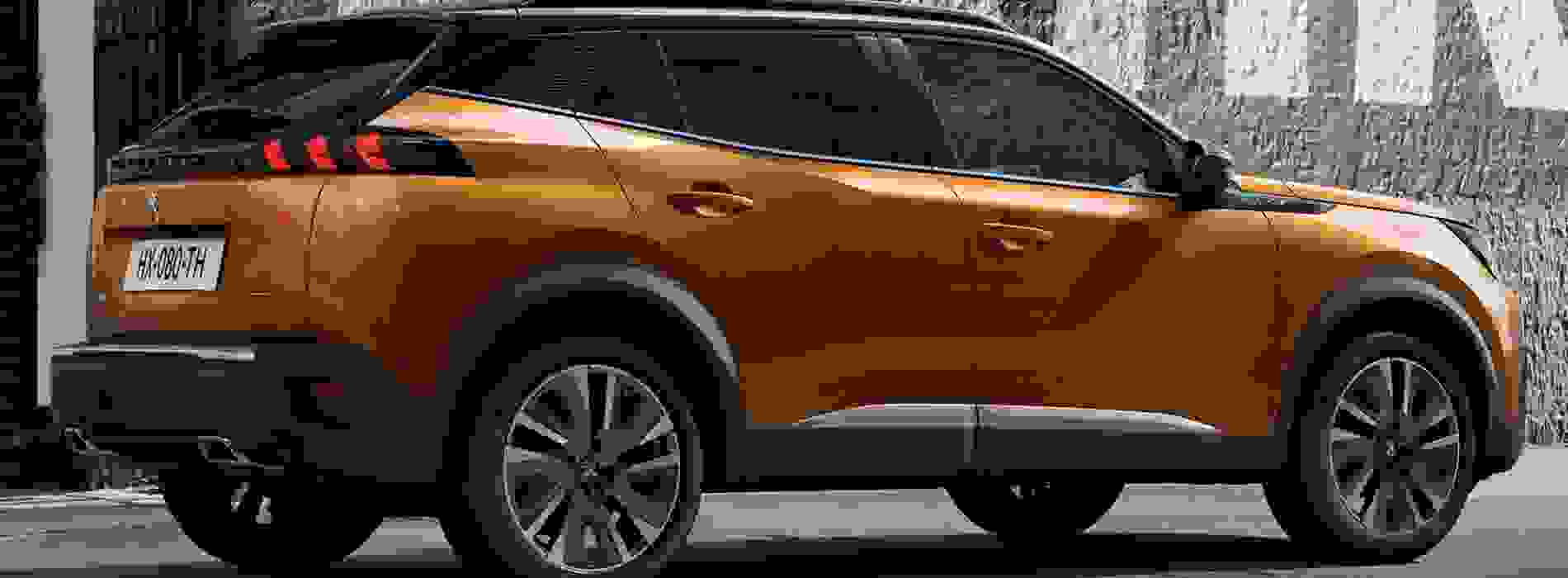 All-New 2008 SUV