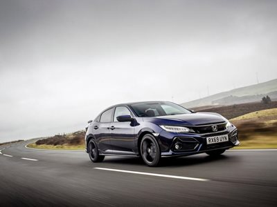Civic Test Drive Event- Until the 29th February