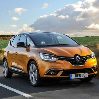 Renault Scenic 1.3 Play TCE 140 – 0% APR & £500 Startin Customer Saving