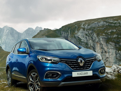 New Kadjar 1.3 TCe Play – £2,617.90 Customer Saving!