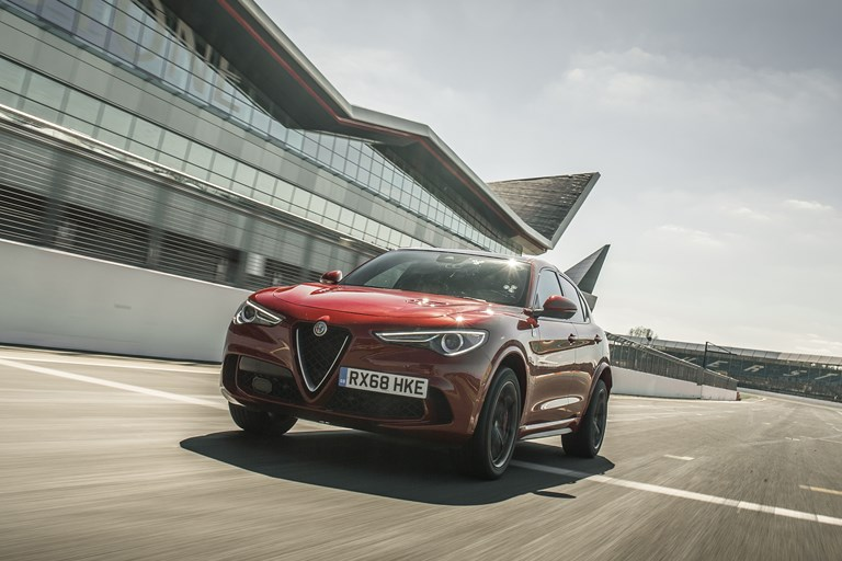 Alfa Romeo Stelvio Quadrifoglio Wins 'Performance SUV' Class at 4x4 Magazine Awards 2020