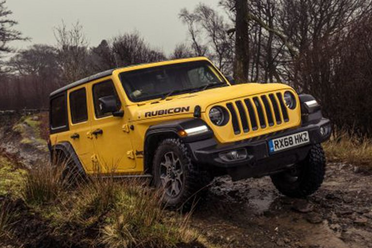 Off-Road Prowess of Jeep Wrangler Honoured at '4x4 of the Year' Awards