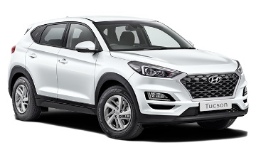 New Tucson Motability Offer