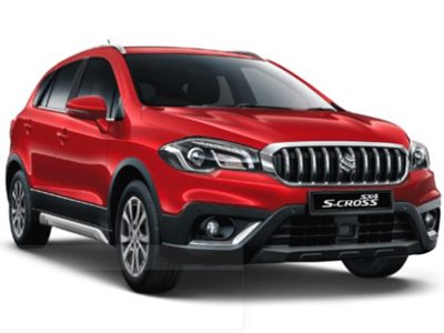 Suzuki S-Cross- Motability Offers