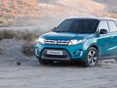 Suzuki Vitara- Motability Offers