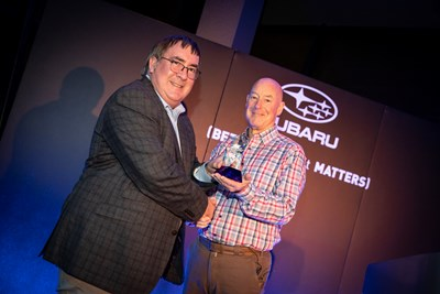Simpsons Cars wins 'Best New Subaru Dealer' Award